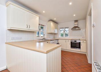 Thumbnail 2 bed cottage to rent in Shoe Lane, Upham, Southampton