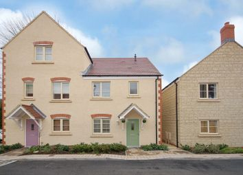 Thumbnail 3 bed semi-detached house for sale in Abbey Mews, Hillesley Road, Kingswood, Wotton-Under-Edge