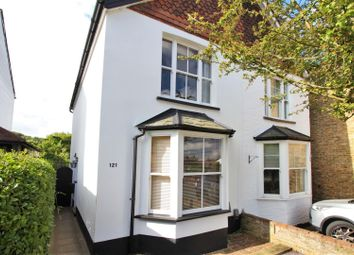 Thumbnail 2 bed semi-detached house for sale in Worlds End Lane, Chelsfield, Orpington