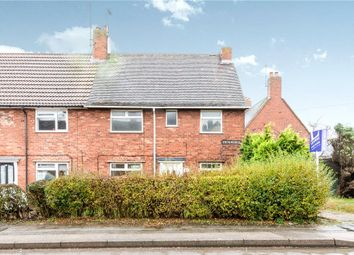 Thumbnail 3 bed semi-detached house for sale in Sixth Avenue, Clipstone Village, Mansfield