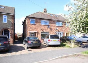 Thumbnail 3 bedroom semi-detached house for sale in Gloucester Road, Wolverton, Milton Keynes, Buckinghamshire