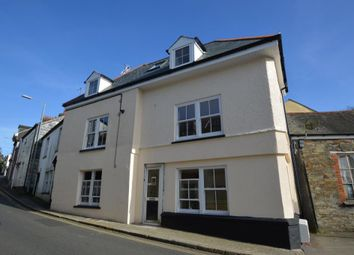 Thumbnail 2 bed flat for sale in Higher Lux Street, Liskeard, Cornwall