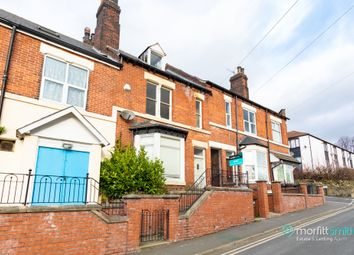 Thumbnail 3 bed terraced house for sale in Pitsmoor Road, Pitsmoor, - Viewing Essential