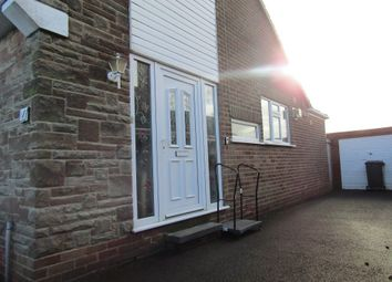 Thumbnail 2 bed bungalow to rent in Farnway, Allestree, Derby