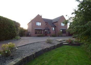 Thumbnail 4 bed detached house for sale in Salem Road, Coedpoeth, Wrexham, Wrecsam