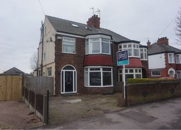 Thumbnail 4 bed semi-detached house to rent in Bricknell Avenue, Hull