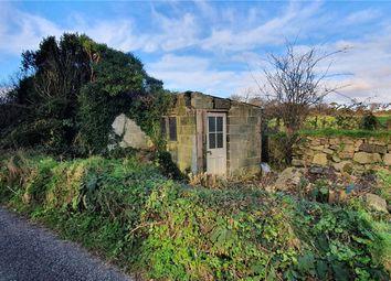 Thumbnail Land for sale in Trenear, Helston, Cornwall