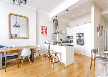 Thumbnail 2 bed flat for sale in Barton Road, Barons Court