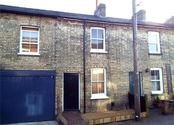 Thumbnail 2 bed cottage to rent in Alexandra Road, St Albans, Hertfordshire