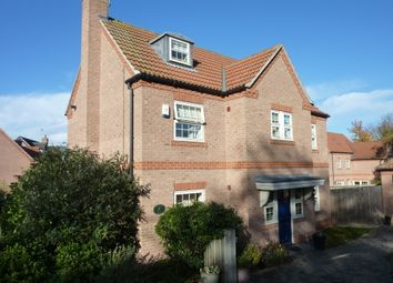 Thumbnail 5 bed detached house for sale in Mattersey Road, Ranskill, Retford