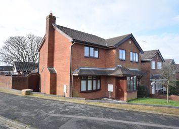 Thumbnail 4 bed detached house to rent in Lynn Avenue, Talke, Stoke-On-Trent