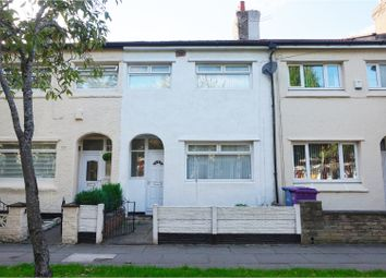Thumbnail 3 bed terraced house for sale in Ince Avenue, Liverpool