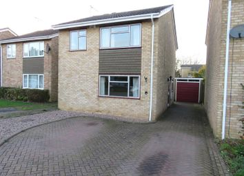Thumbnail 3 bed property to rent in Conrad Close, Rugby
