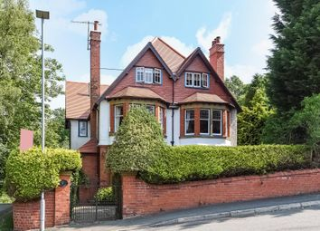 Thumbnail 7 bed detached house for sale in Grosvenor Road, Llandrindod Wells