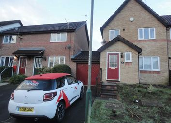 Thumbnail 3 bed semi-detached house to rent in Dan Yr Ardd, Caerphilly