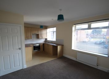 Thumbnail 1 bed flat to rent in Brookland Terrace, North Shields