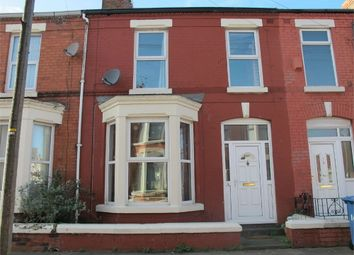 Thumbnail 3 bedroom terraced house for sale in Alderson Road, Liverpool, Merseyside