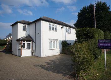 3 bed semi-detached house for sale in Hawley Road, Hawley GU17