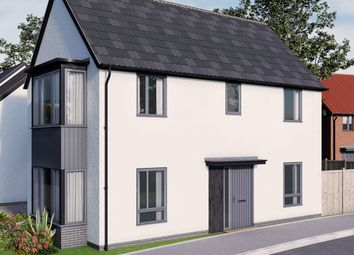 "Thumbnail 4 bed detached house for sale in ""The Alsop"" at Tillhouse Road, Cranbrook, Exeter"