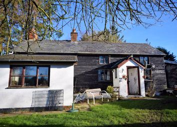 Thumbnail 3 bedroom farm for sale in Woodhouse, St Harmon, Rhayader, Powys