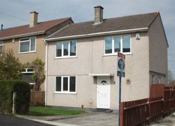 Thumbnail 3 bedroom end terrace house for sale in Mow Barton, Bristol