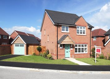 Thumbnail 4 bed detached house for sale in 194 The Stratford, Farm Lane, Leckhampton