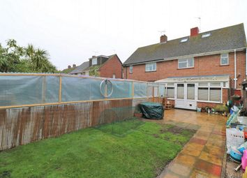 Thumbnail 3 bed semi-detached house for sale in Chapel Road, Brightlingsea, Colchester, Essex