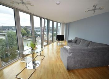 Thumbnail 2 bedroom flat to rent in The Eye, Glass Wharf, Bristol