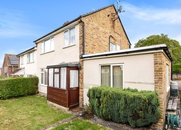Thumbnail 3 bed semi-detached house for sale in King John Road, Kingsclere, Hampshire