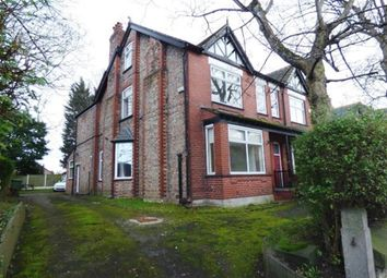 Thumbnail 5 bed semi-detached house to rent in Manchester Road, West Timperley, Altrincham