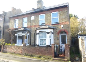 Thumbnail 2 bed semi-detached house for sale in Temple Road, Hounslow
