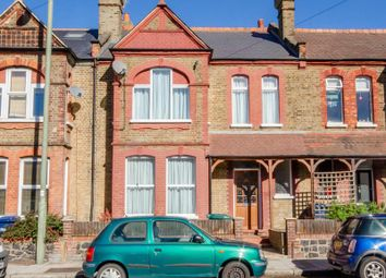 Thumbnail 4 bed terraced house for sale in East End Road, London