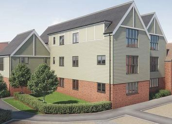 Thumbnail 1 bed flat for sale in Pilots View, Chatham, Kent