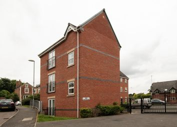 Thumbnail 2 bed flat for sale in Hollands Way, Kegworth, Derby