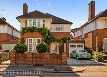Thumbnail 4 bed detached house for sale in Temple Sheen, London