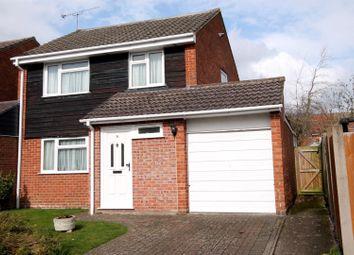 Thumbnail 3 bed detached house for sale in Ashdown Avenue, Farnborough
