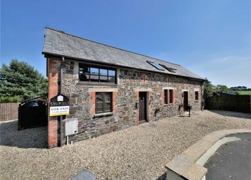 Thumbnail 2 bed semi-detached house for sale in Bradridge Court, Boyton, Launceston, Cornwall