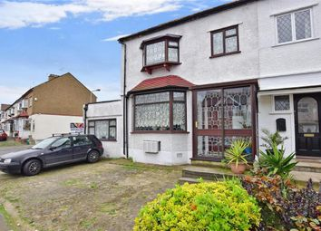 Thumbnail 3 bed terraced house for sale in Quebec Road, Ilford, Essex