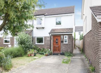 Thumbnail 3 bed end terrace house for sale in Thoresby Court, New Milton