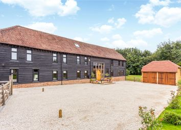 Thumbnail 6 bed barn conversion for sale in Weedon Hill, Hyde Heath, Amersham, Buckinghamshire