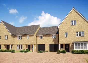 Thumbnail 3 bed end terrace house for sale in Anvil Close, Balsham, Cambridge
