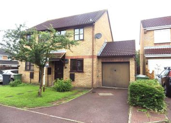 Thumbnail 2 bed semi-detached house for sale in New Road, Stoke Gifford, Bristol
