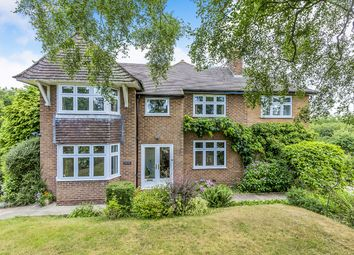 Thumbnail 4 bed detached house for sale in Coombesdale, Hill Chorlton, Newcastle