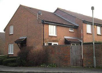 Thumbnail 1 bed property to rent in Bradfield Close, Burpham, Guildford