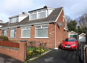 Thumbnail 3 bedroom semi-detached house for sale in 69, Sandhill Gardens, Belfast