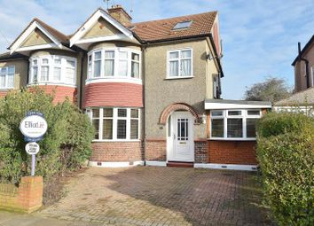 Thumbnail 4 bed semi-detached house for sale in Alfriston Avenue, North Harrow, Middlesex