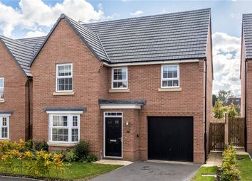 Thumbnail 4 bed detached house for sale in Chestnut Drive, Knaresborough, North Yorkshire