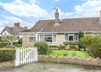 Thumbnail 2 bed semi-detached bungalow for sale in Newtown, Milborne Port, Sherborne, Somerset