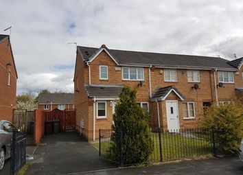 Thumbnail 3 bed semi-detached house for sale in Appleford Avenue, Manchester, .