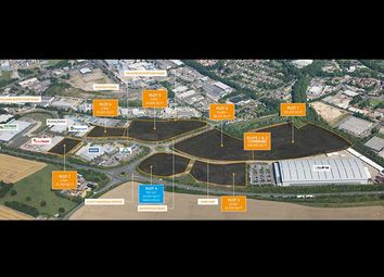 Thumbnail Land for sale in Haverhill Business Park, Iceni Way, Haverhill